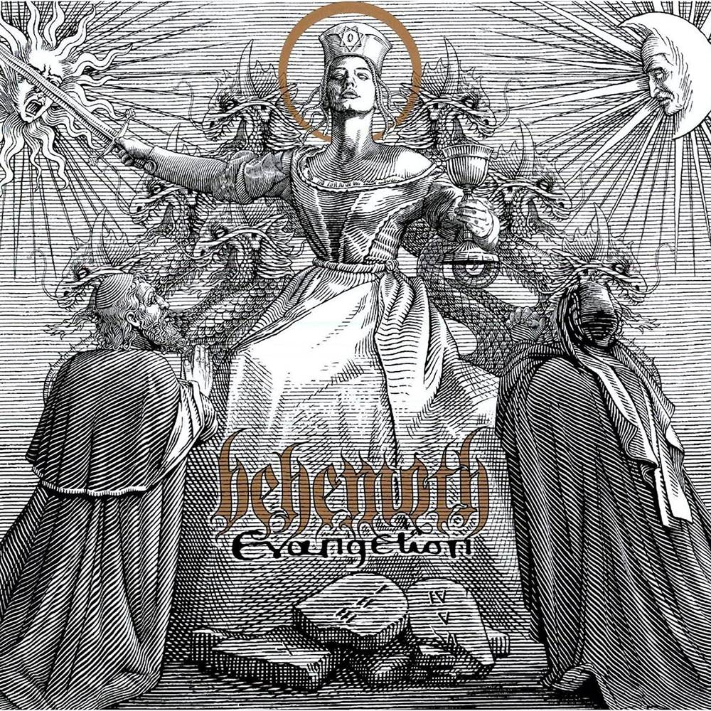 Behemoth - Evangelion [Limited Edition White & Gold LP]