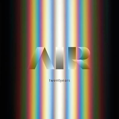 Air - Twentyears [2CD]
