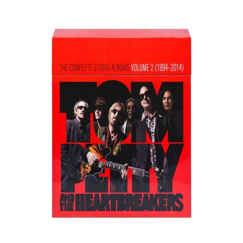Tom Petty Amp The Heartbreakers The Complete Studio Albums