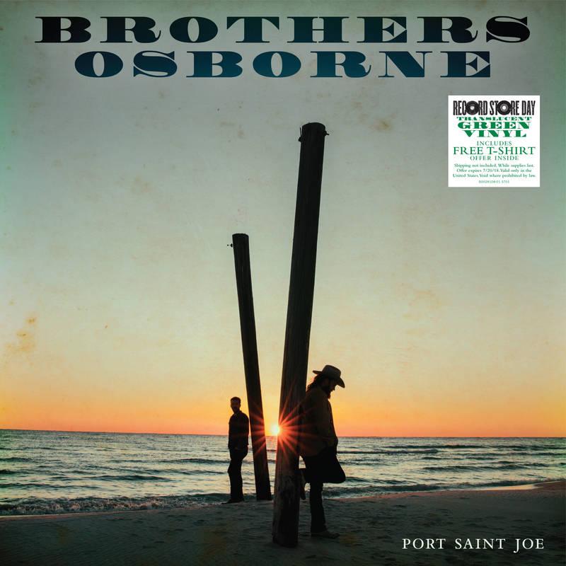 Brothers Osborne Port Saint Joe