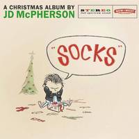 JD McPherson - Socks [Opaque Green LP]