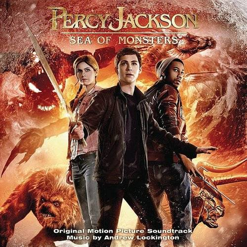 Percy Jackson: Sea Of Monsters [Soundtrack]
