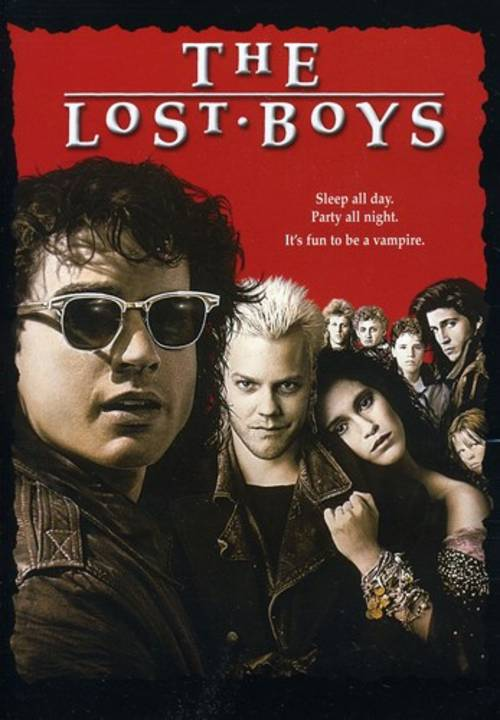 The Lost Boys: Movie - The Lost Boys
