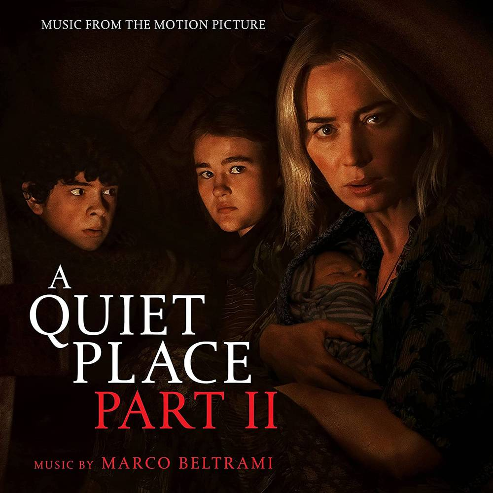Marco Beltrami - A Quiet Place Part II [Soundtrack]