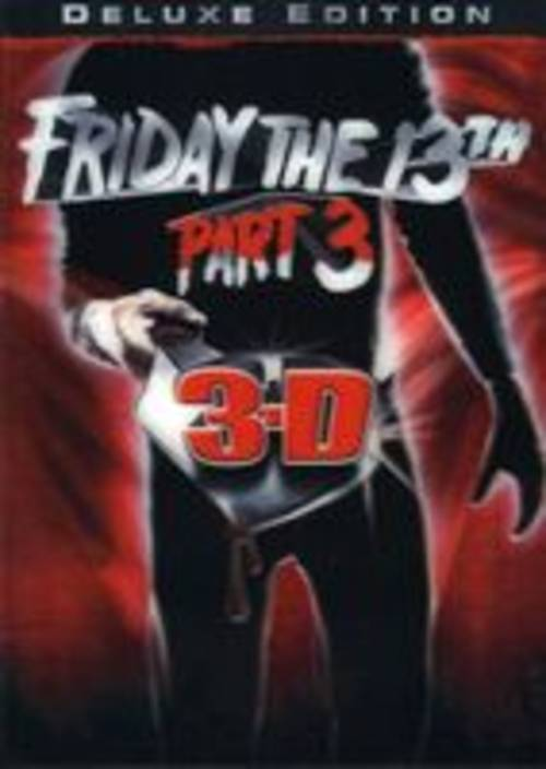Friday The 13th Part 3 (1 Pair Of 3-D Glasses)