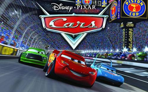 Cars [Disney Movie]