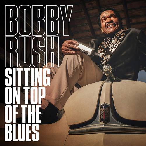 Sitting On Top Of The Blues [LP]
