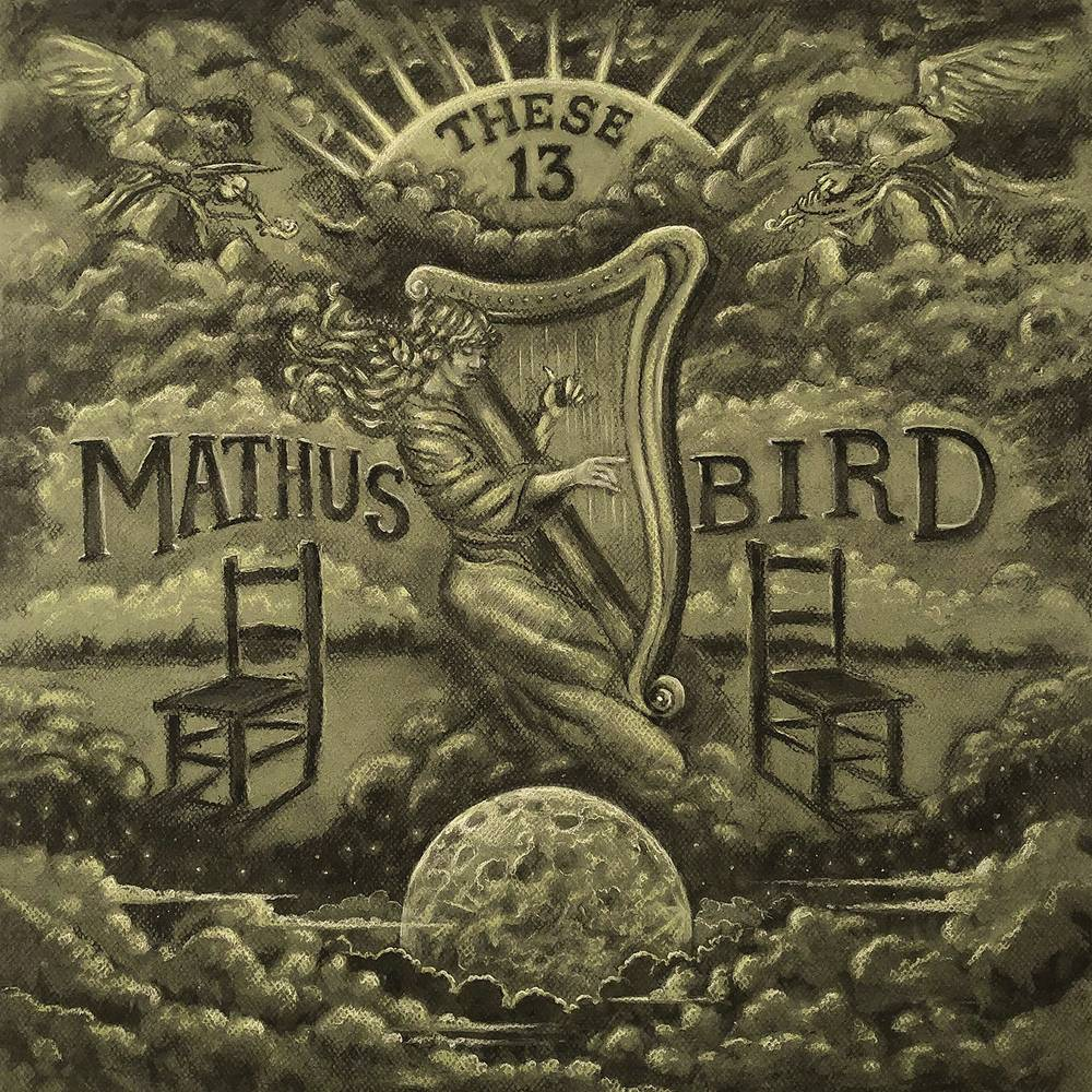 Jimbo Mathus & Andrew Bird - These 13 [Indie Exclusive Limited Edition Opaque Mix Dark Grey LP]