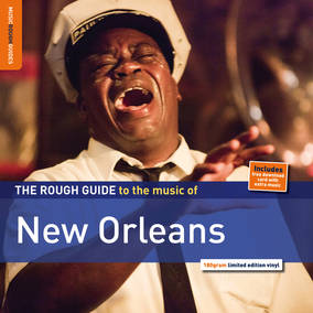 Rough Guide: New Orleans (180 Gram LP + Download Card)