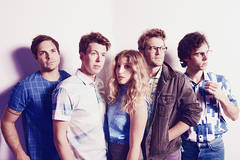 Win Tickets To Ra Ra Riot!