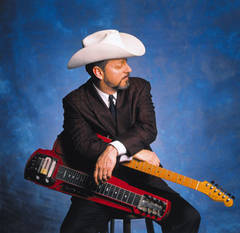 Win Tickets To Junior Brown!