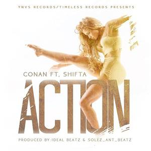 Action (Feat. Shifta) - Single