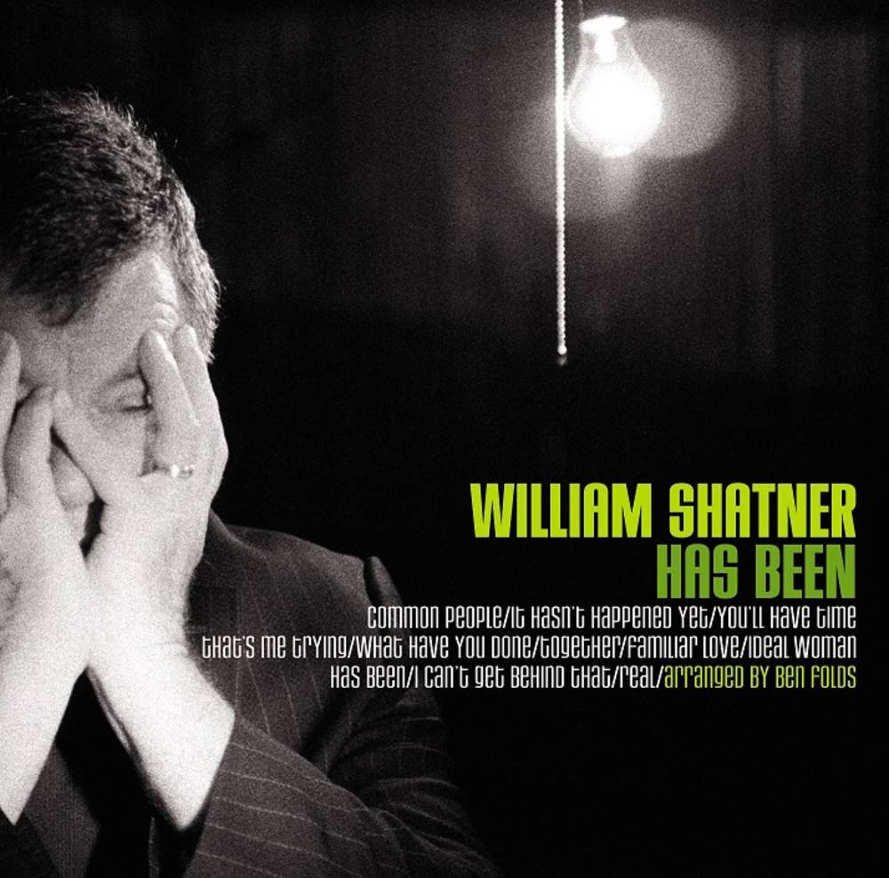 William Shatner - Has Been [LP]