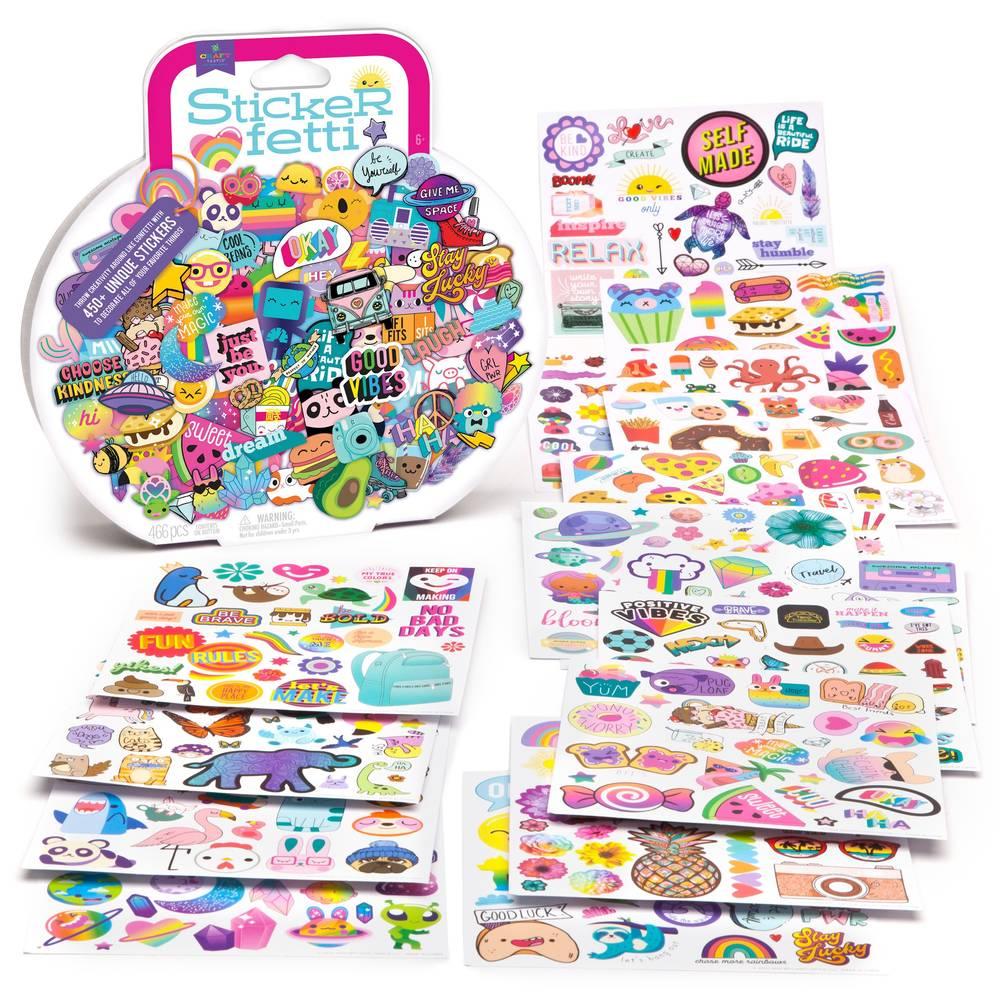 Craft Kiy - Stickerfetti