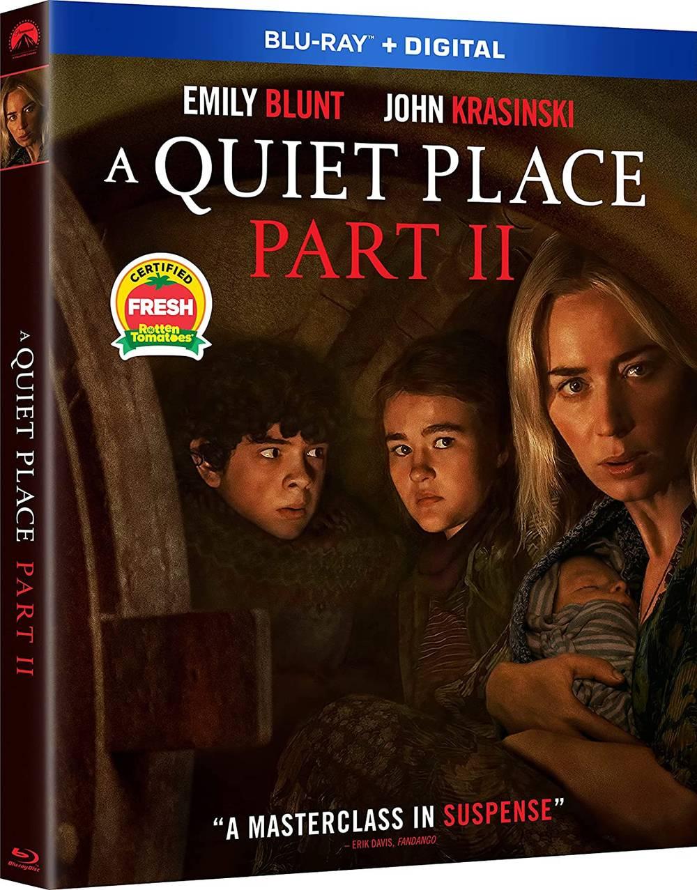 A Quiet Place [Movie] - A Quiet Place Part II