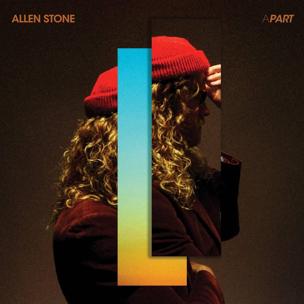 Allen Stone - APART [Translucent Orange LP]