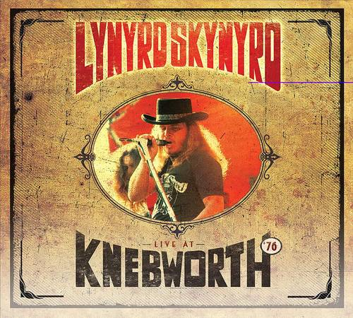 Lynyrd Skynyrd - Live At Knebworth '76 [Limited Edition 2 LP/DVD]