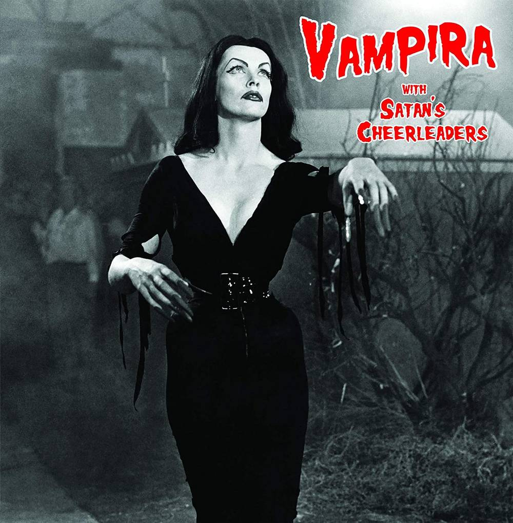 Various Artists - Vampira With Satan's Cheerleaders (Original Soundtrack) [LP]
