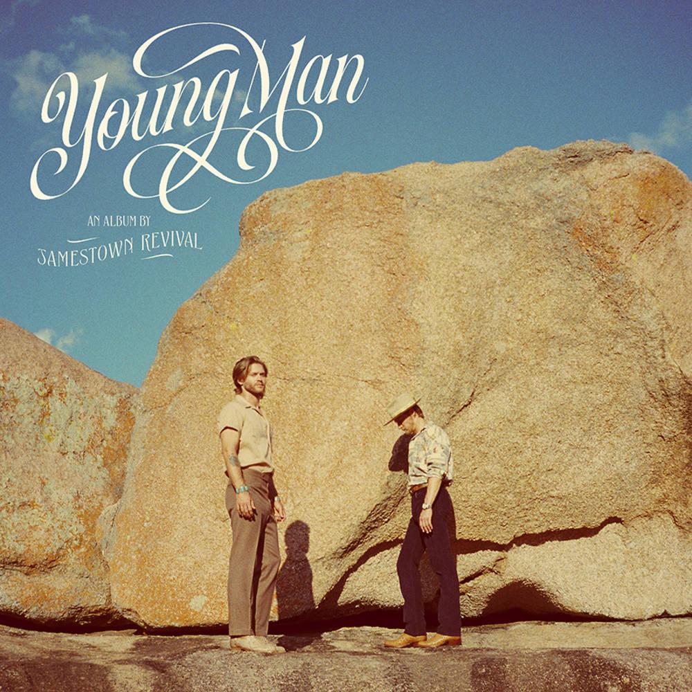 Jamestown Revival - Young Man [LP]