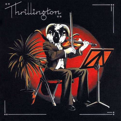 Thrillington [Indie Exclusive Limited Edition Red/Black Marbled LP]