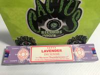 - 15g Lavender Incense Sticks