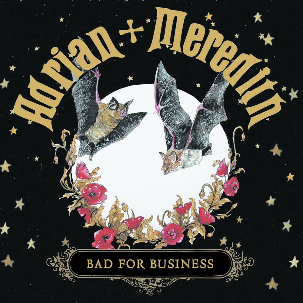 Adrian + Meredith - Bad For Business [LP]