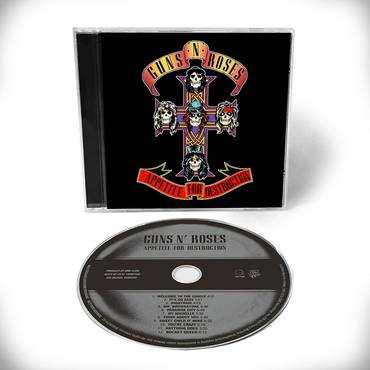 Appetite For Destruction: Remastered