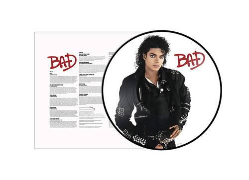 Bad [Picture Disc LP]