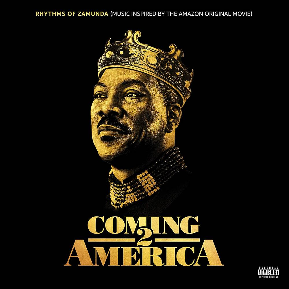 Various Artists - Rhythms of Zamunda (Music Inspired By: Coming 2 America)