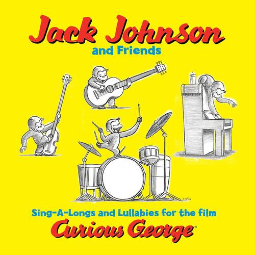 Sing-A-Longs And Lullabies For The Film Curious George [Vinyl]