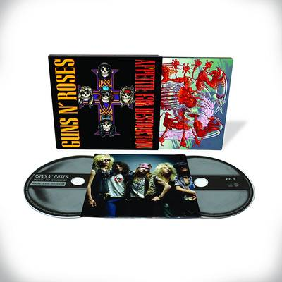 Guns N' Roses - Appetite For Destruction: Remastered [Deluxe Edition]