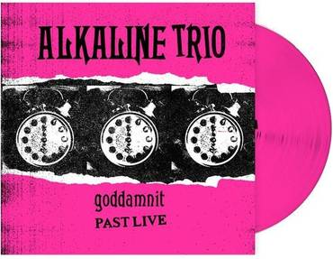 Goddamnit: Past Live [Limited Edition LP]