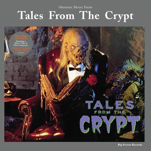 Original Music From Tales From The Crypt [Pumpkin LP]