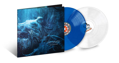 The Expanse - The Collector's Edition [Translucent Blue/Clear 2LP]