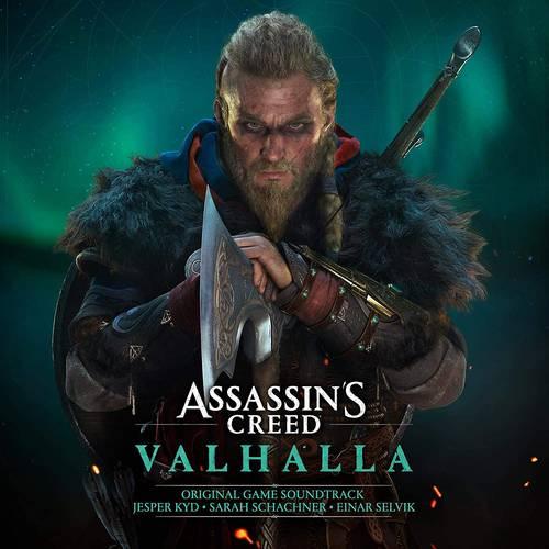 Jesper Kyd, Sarah Schachner and Einar Selvik - Assassin's Creed Valhalla [Soundtrack 2LP]