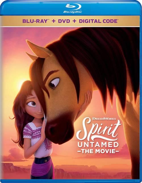 Spirit Untamed: The Movie [Movie] - Spirit Untamed: The Movie