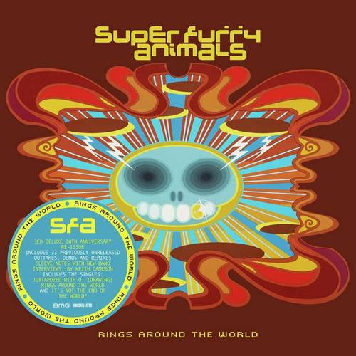 Super Furry Animals - Rings Around the World: 20th Anniversary Edition [Deluxe 3CD]
