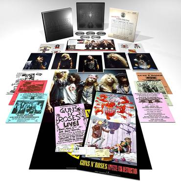 Appetite For Destruction: Remastered [Super Deluxe Edition]