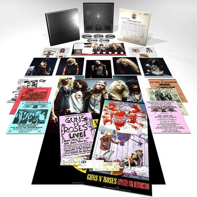 Guns N' Roses - Appetite For Destruction: Remastered [Super Deluxe Edition]