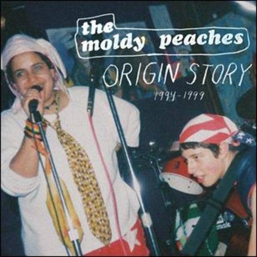 The Moldy Peaches - Origin Story: 1994-1999 [RSD Essential Indie Colorway Transparent Electric Blue LP]