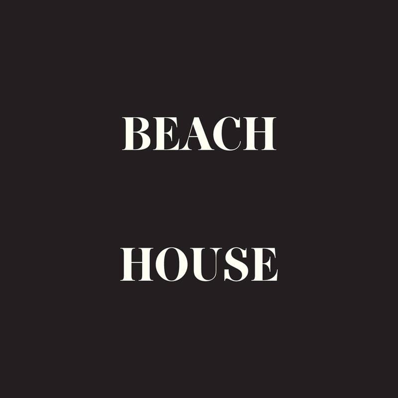 Beach House Lazuli B W Equal Mind