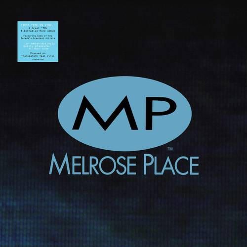 Melrose Place: The Music [Transparent Teal LP]