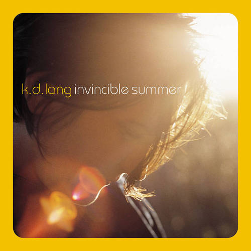 K.D. Lang - Invincible Summer: 20th Anniversary Edition [SYEOR 2021 Yellow Flame LP]