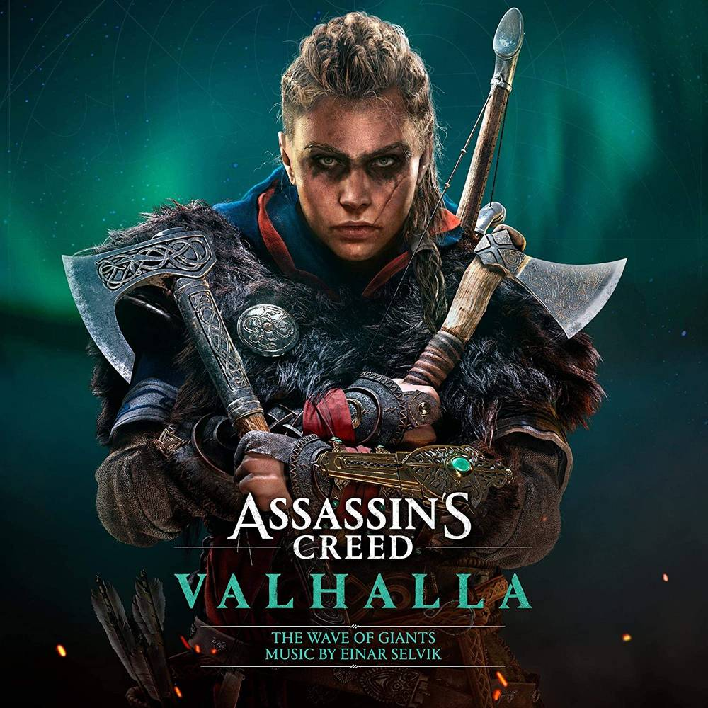 Einar Selvik - Assassin's Creed Valhalla: The Wave of Giants [Opaque White LP]