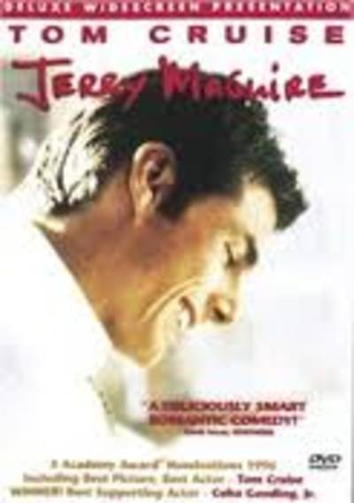 Cruise/Gooding Jr/Zellweger/Lipnicki/Preston - Jerry Maguire