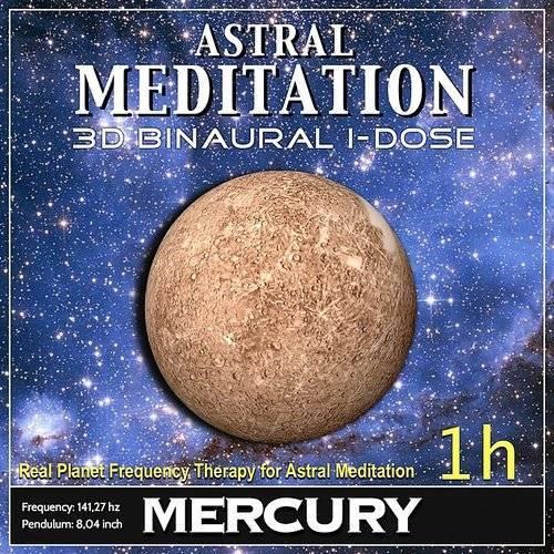 Astral Meditation - Astral Meditation - Mercury Binaural 3d Idose