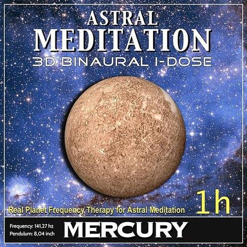 Astral Meditation - Astral Meditation - Mercury Binaural 3d