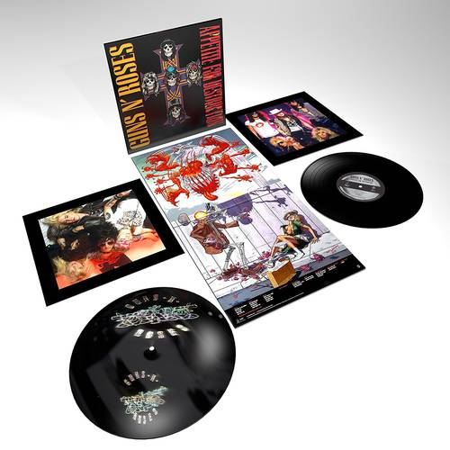 Appetite For Destruction: Remastered [2LP]
