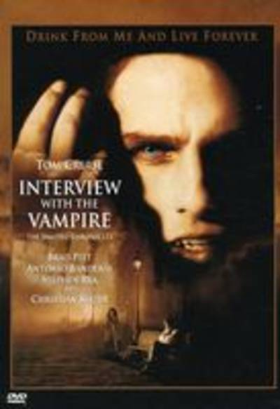 Cruise/Pitt/Banderas/Rea/Slate - Interview With The Vampire