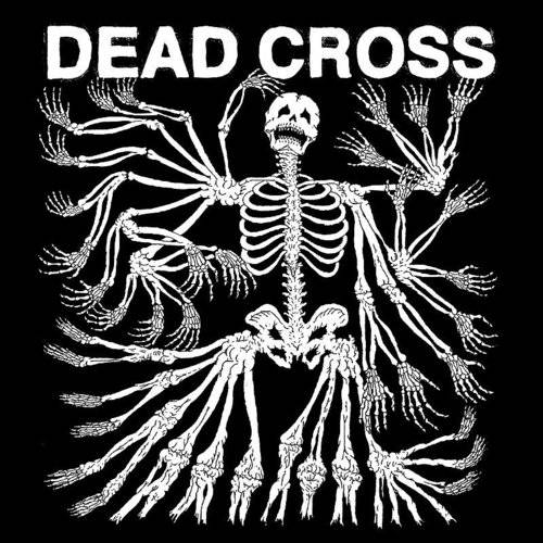Dead Cross [Red With Black Swirl LP]
